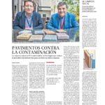 El País: Pavimentos Contra La Contaminación