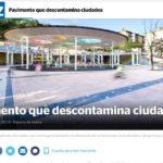 Diario La Voz (Argentina): Pavimento Que Descontamina Ciudades