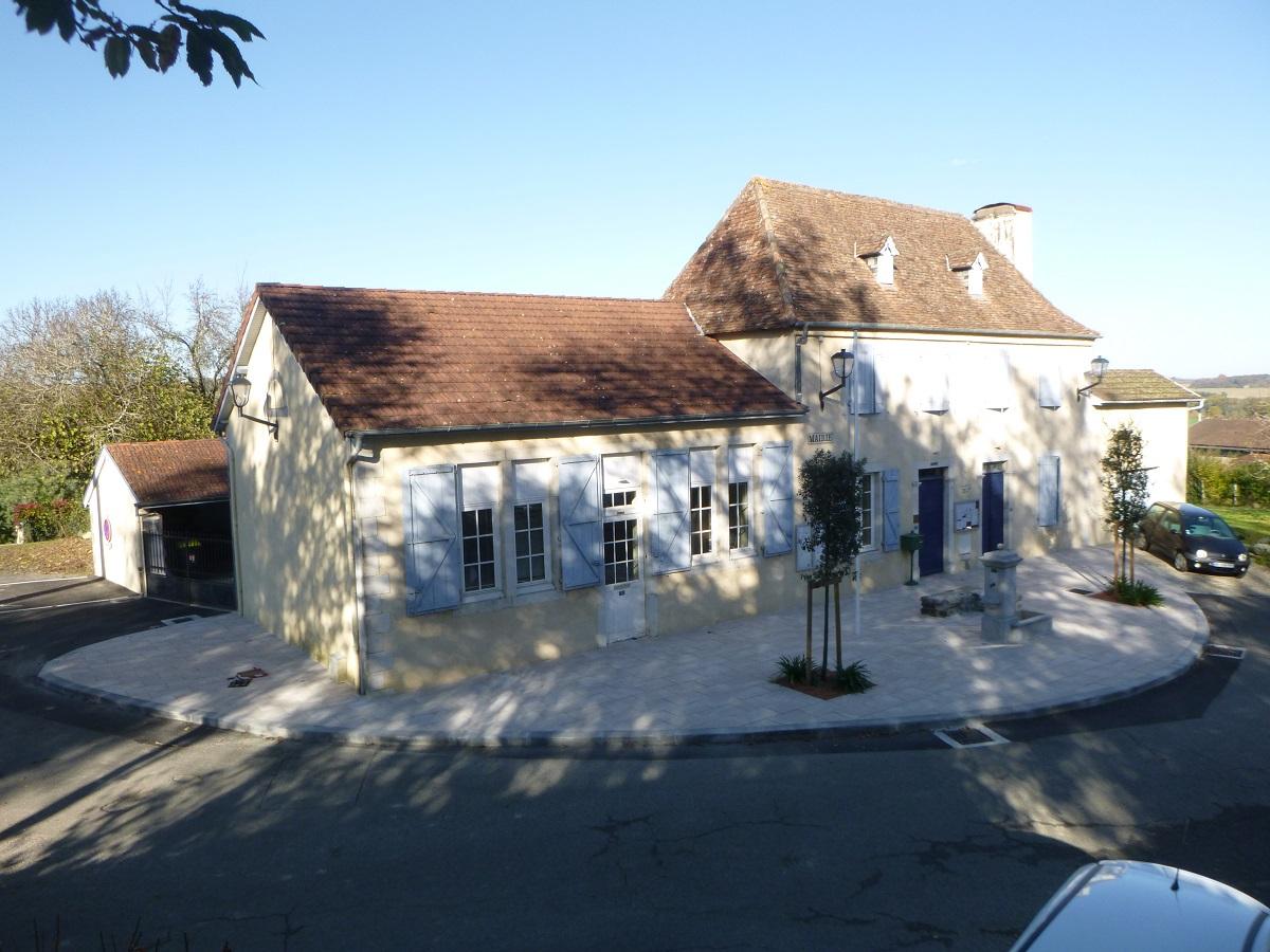 Mairie De Laneplaa
